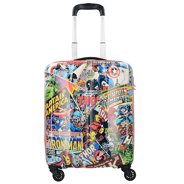 American Tourister Marvel Legends 55 cm Trolleys mehrfarbig
