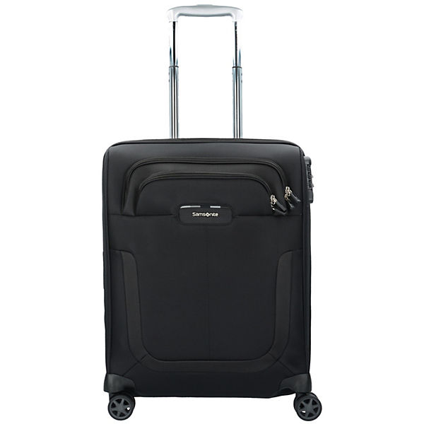 Samsonite Duosphere 55 cm Trolleys schwarz