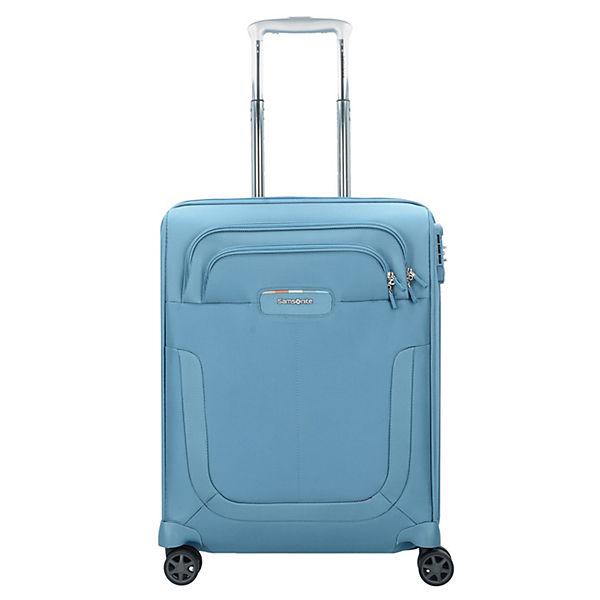 Samsonite Duosphere 55 cm Trolleys blau