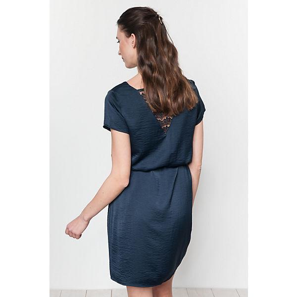 VILA Kleid VILA VILA Kleid dunkelblau Kleid dunkelblau dunkelblau VILA VILA Kleid dunkelblau Kleid qR46zR