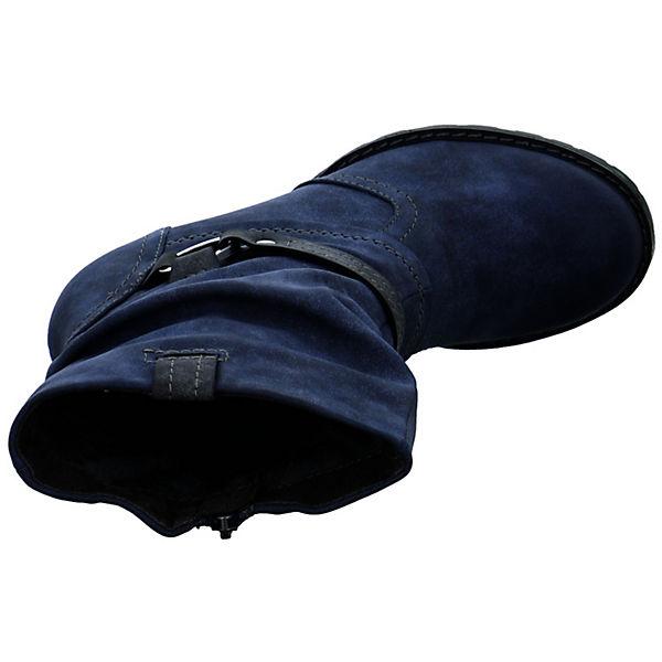 Tamaris, Cane  Klassische  Stiefeletten, blau  Klassische  3df08b