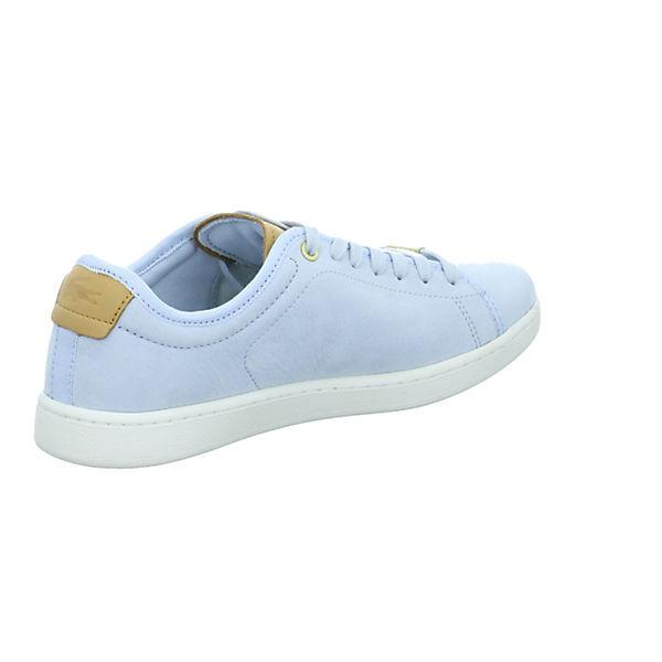 LACOSTE Carnaby Evo 317 8 SPW Sneakers Low blau