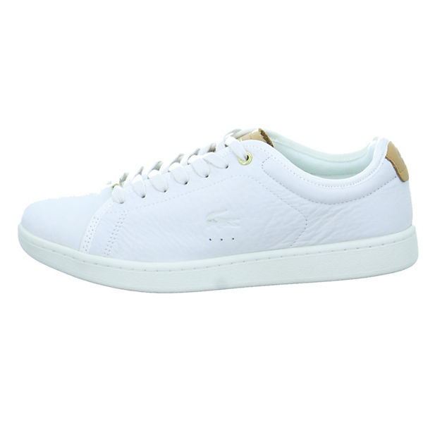 LACOSTE, Carnaby Evo Sneakers 317 8 SPW  Sneakers Evo Low, weiß   eb29c8