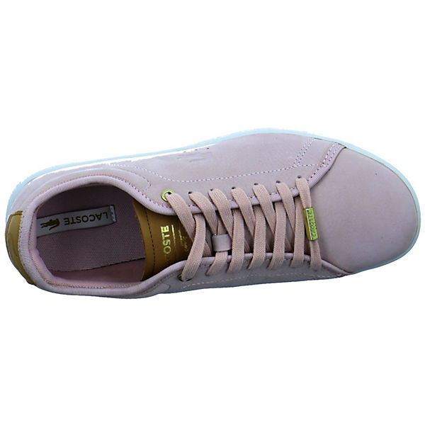 8 Low SPW 317 rosa Sneakers LACOSTE Evo Carnaby qZtpnS7