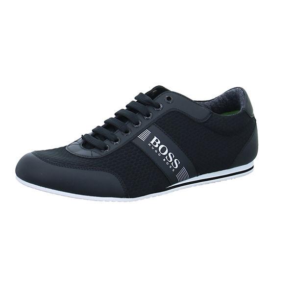 Hugo Boss Lighter Sneakers Low schwarz