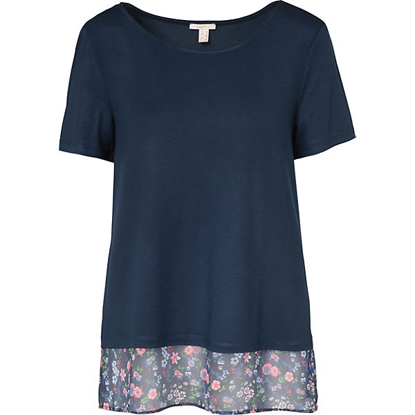 blau ESPRIT blau ESPRIT Shirt T Shirt ESPRIT T Shirt T OqFw7a