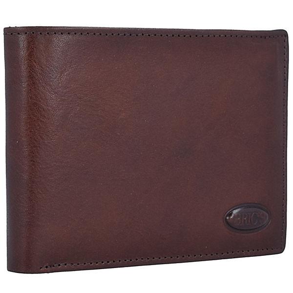 Bric's Monte Rosa RFID Portemonnaies braun