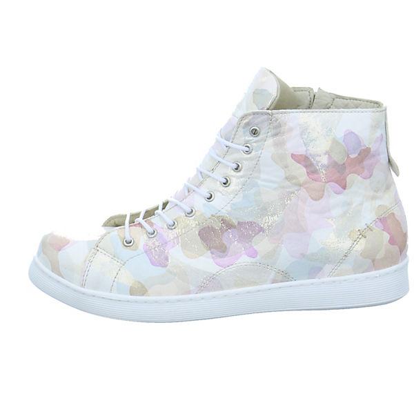 Andrea Conti Sneakers High rosa