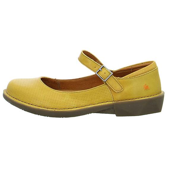 *art, BERGEN  Riemchenballerinas, gelb  Gute Qualität beliebte Schuhe