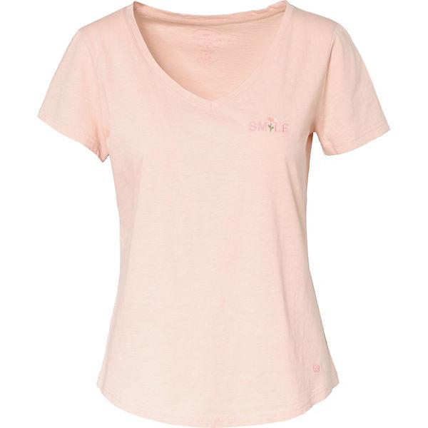 Shirt TOM TOM T T TAILOR TAILOR rosa Shirt YwqdqxR