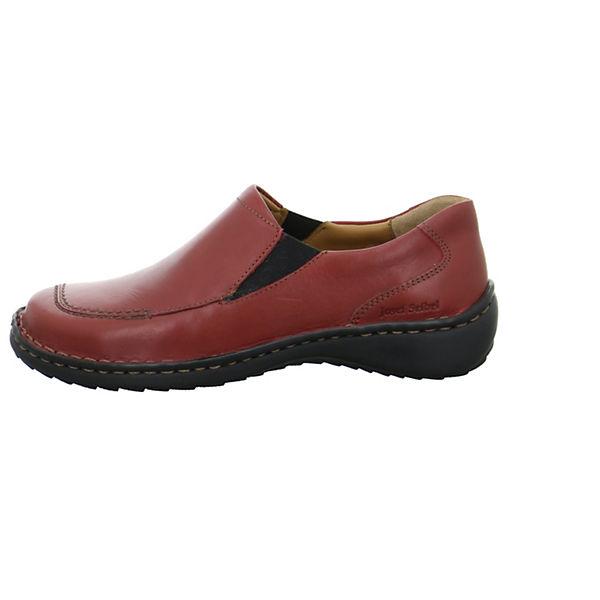 Josef Seibel Pamela  Klassische Slipper rot  Gute Qualität beliebte Schuhe
