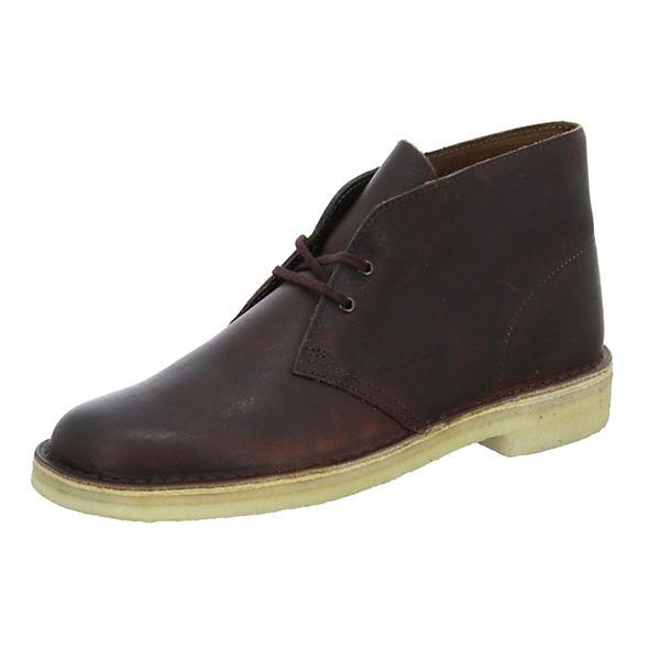 Clarks ORIGINALS Desert Boots braun