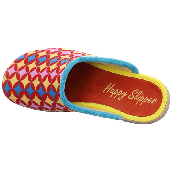 Happy Slipper Circut I Pantoffeln gelb