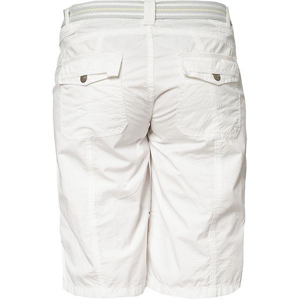 ESPRIT edc weiß Shorts edc by weiß Shorts by ESPRIT Shorts by ESPRIT weiß edc 0qwgMRF
