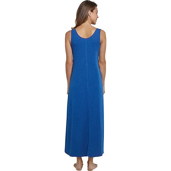 SCHIESSER SCHIESSER Trägerkleid Trägerkleid blau blau z1xXqEPxw