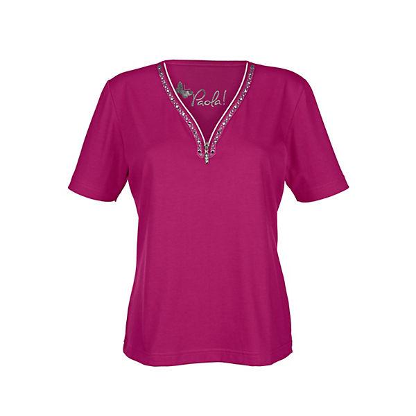 Paola Paola Pink Pink shirt Paola T shirt T zUMpSVq