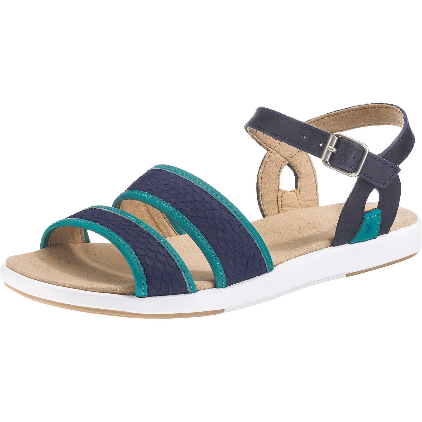 EMU Australia Coris Klassische Sandalen blau-kombi Damen Gr. 42 jetztbilligerkaufen