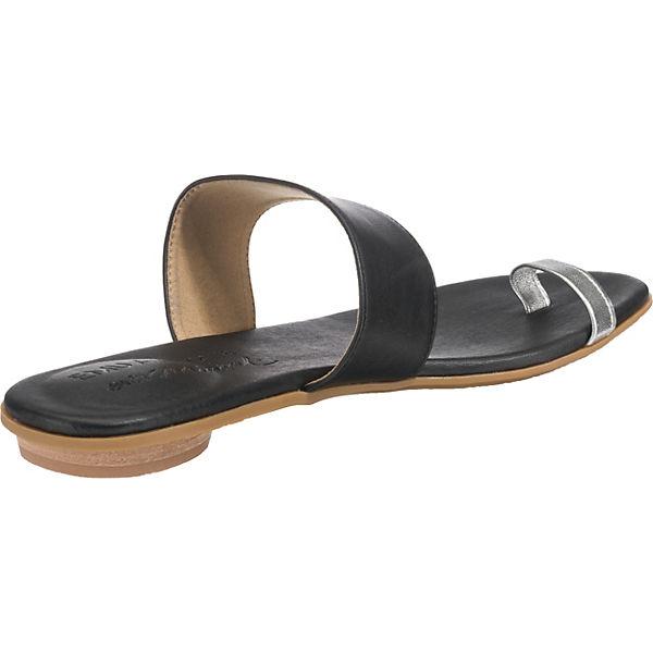 EMU Australia, Myrtle Qualität Zehentrenner, schwarz  Gute Qualität Myrtle beliebte Schuhe 0d145c