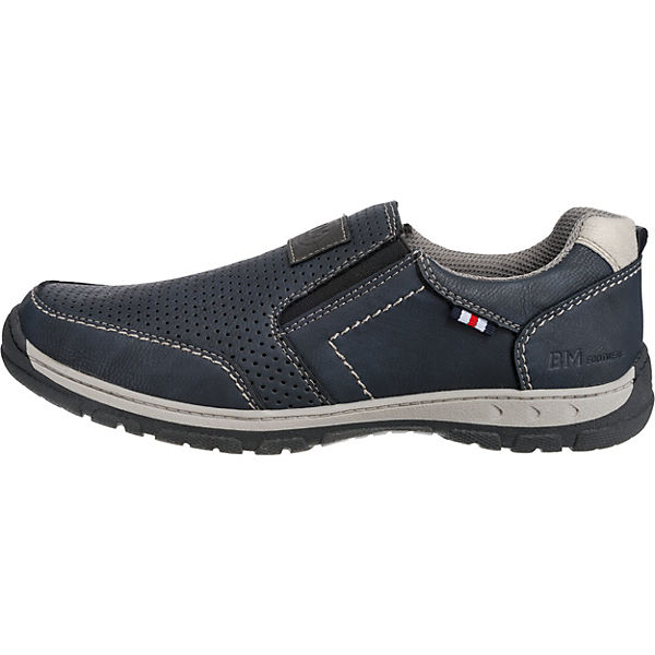BM blau Footwear Klassische Slipper Footwear blau Klassische Slipper BM BM aUqnUBOzdx