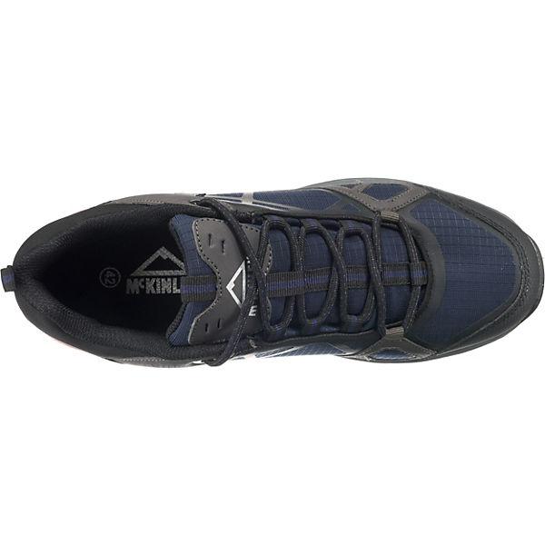 III AQX schwarz Wanderschuhe Kona McKinley 6wRq8z8