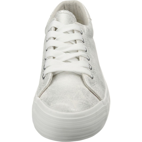 SuperCracks Low Low Sneakers silber silber SuperCracks SuperCracks Low silber Sneakers SuperCracks Sneakers Sneakers Low UWwqRwHv