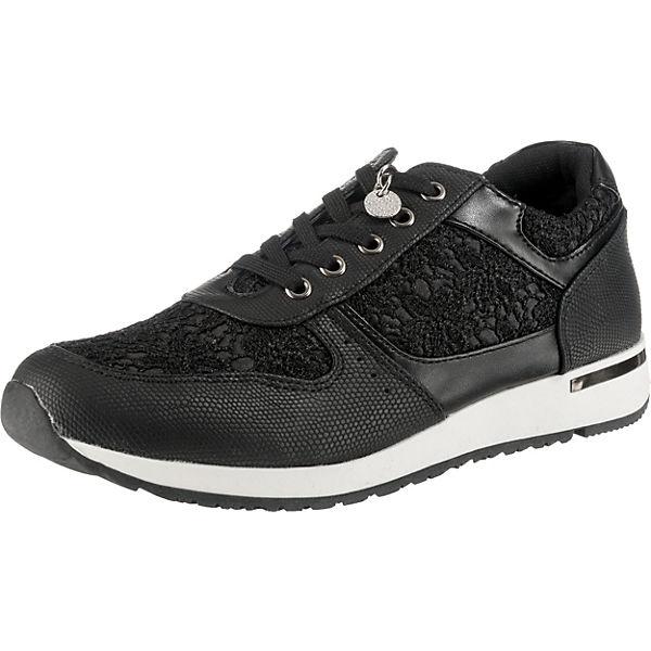 SuperCracks Low Low Sneakers SuperCracks Sneakers schwarz schwarz SuperCracks dqngtO