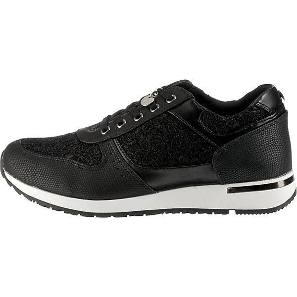schwarz SuperCracks schwarz Sneakers Sneakers SuperCracks Low Low wq5aH11