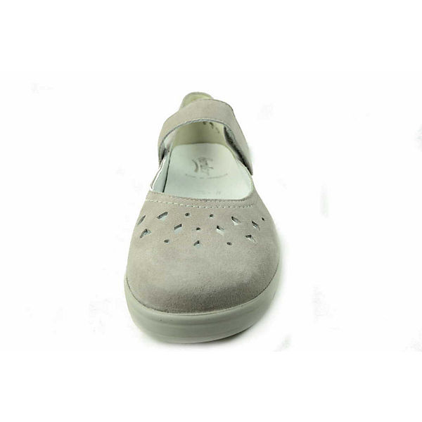 Semler, Komfort-Slipper, beliebte grau  Gute Qualität beliebte Komfort-Slipper, Schuhe 97e7f2
