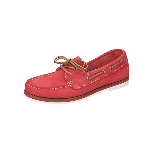 Bootsschuhe Tamaris rot Tamaris rot Bootsschuhe Bootsschuhe Tamaris 7Bxa8n4v