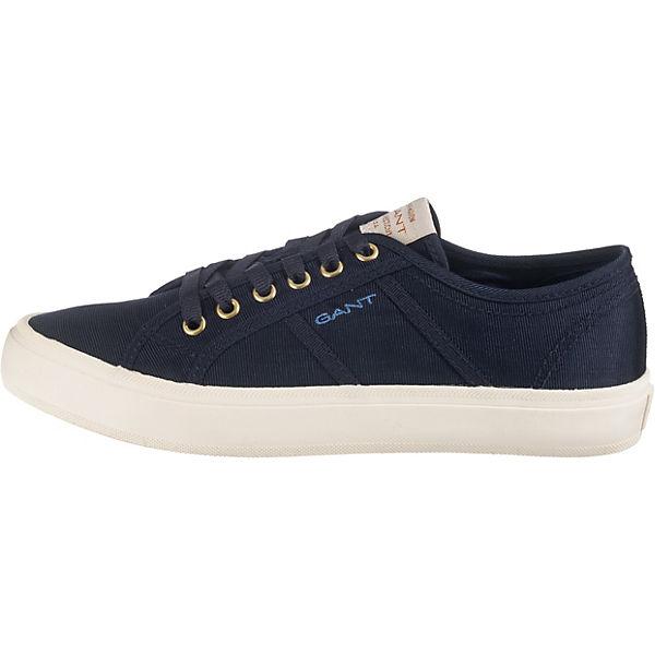 GANT, Zoe  Sneakers Low, blau   Zoe 27138b