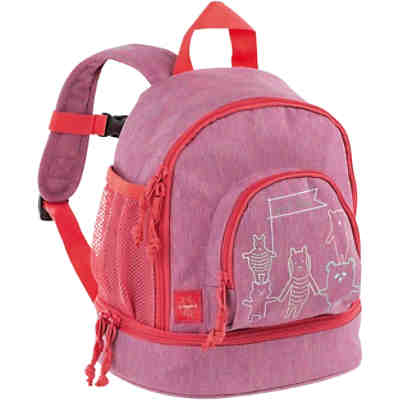 Kindergarten-Rucksack 4Kids, Mini Backpack, About Friends pink