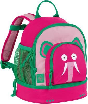 Taschen Lässig 4kids Mini Backpack Mushroom Kinderrucksack Rucksack Pink Rosa Magenta Jungen-accessoires