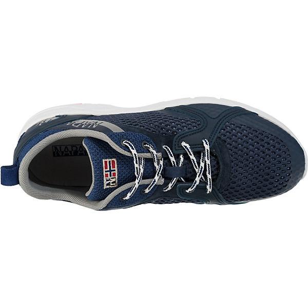 Sneakers Low blau NAPAPIJRI Optima Optima NAPAPIJRI vqwFzxFYC