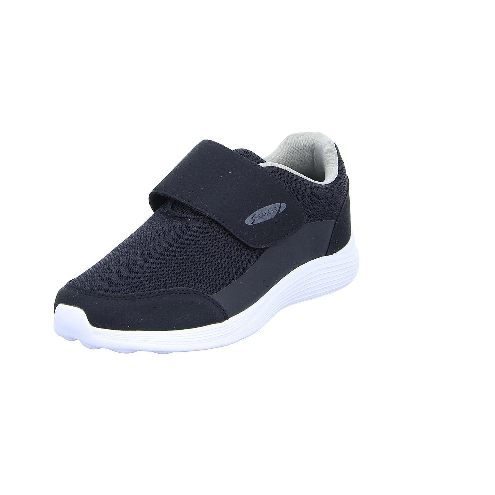 Image of 17-0782-BK Sneakers Low schwarz Herren Gr. 41