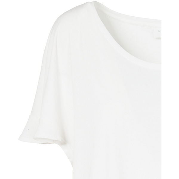 VILA T Shirts T VILA Shirts offwhite VILA offwhite q8AAIBw