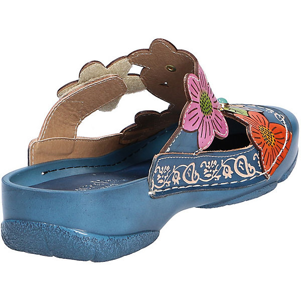 Laura Fashion Vita, Fashion Laura Clogs, blau   00112e