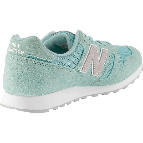 new balance,  WL373 Sneakers Low, blau  balance,  a0d7ba