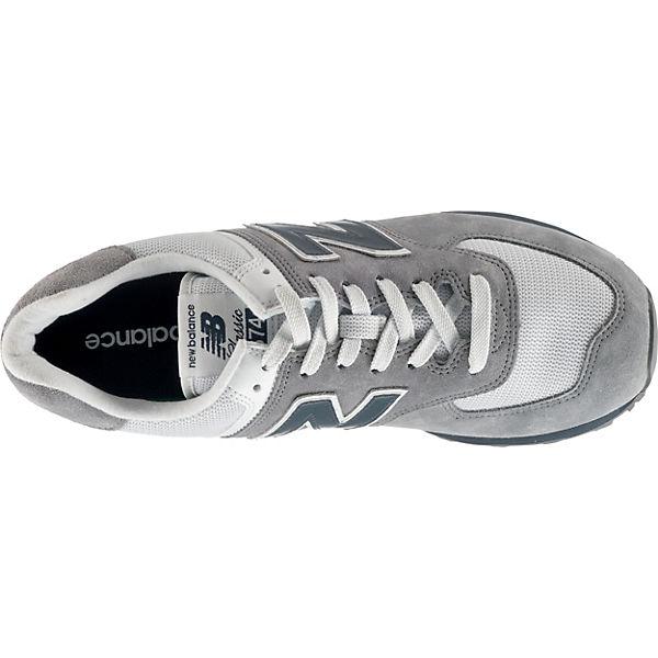new Low ML574 Sneakers grau balance 1wUvPfq0