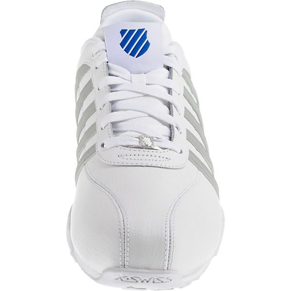weiß Low Low Sneakers SWISS K weiß K K SWISS Sneakers qwCHwEgM1