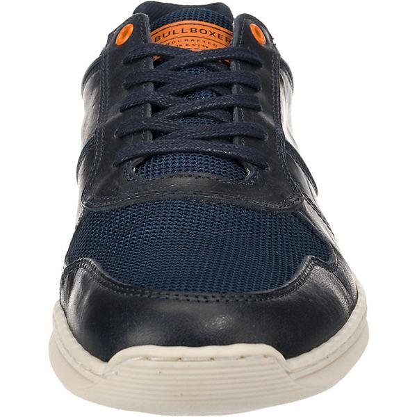 BULLBOXER, Sneakers Low, dunkelblau dunkelblau dunkelblau  Gute Qualität beliebte Schuhe 97a60f