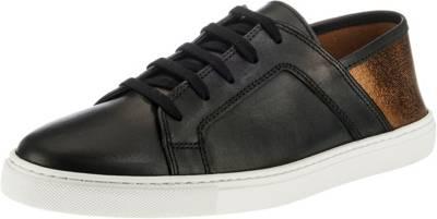 Liebeskind Berlin LS180340_nappa Slip-On-Sneaker, schwarz, schwarz-kombi