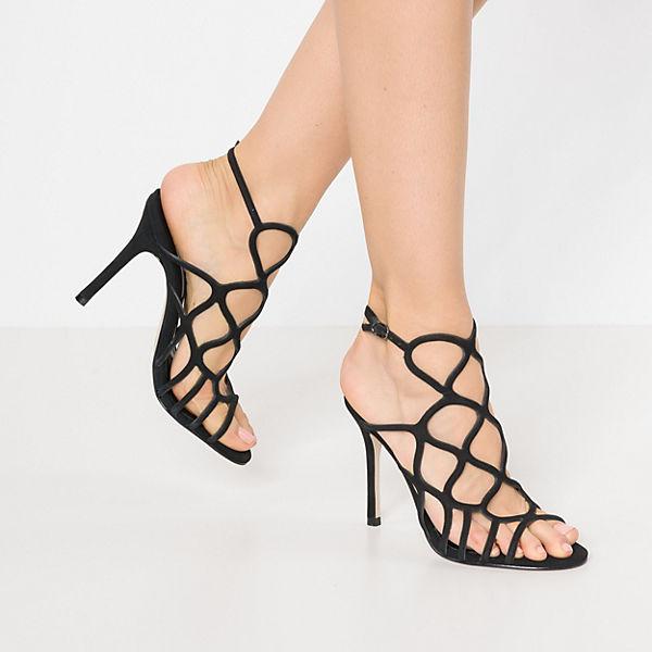 STEVE Klassische MADDEN, TEAGAN Klassische STEVE Sandaletten, schwarz   5b69a4