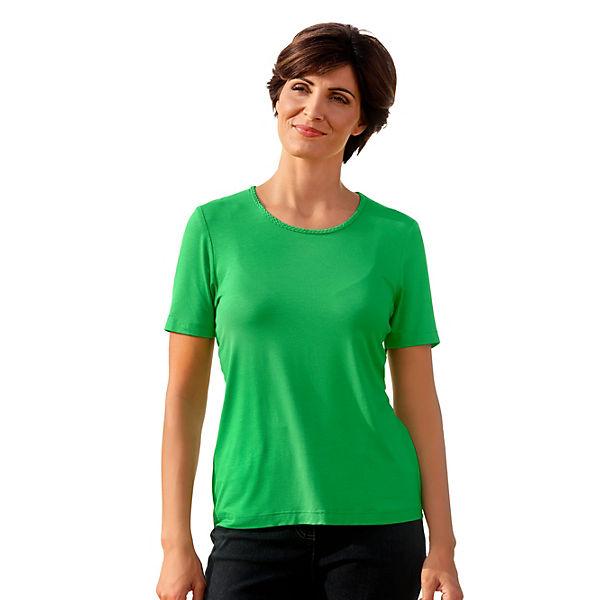 MONA MONA Shirt grün T T grün Shirt rrq7w4Wxn