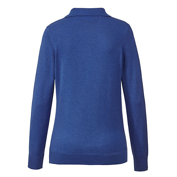 MONA MONA blau Pullover Pullover blau FzEwqXd