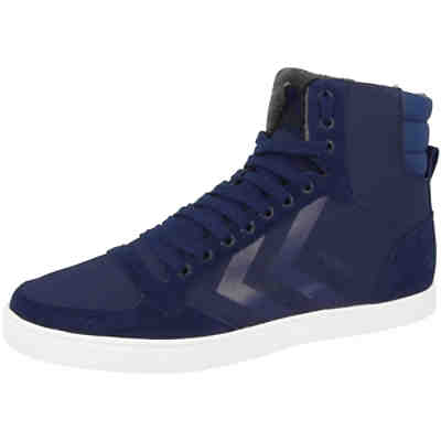 Slimmer Stadil Smooth Canvas  Sneakers High