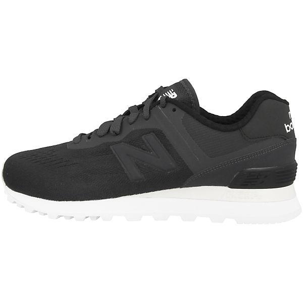 new balance, MTL  574 Sneakers Low, schwarz  MTL  e48739