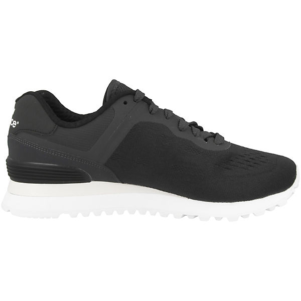 new balance, MTL Qualität 574 Sneakers Low, schwarz  Gute Qualität MTL beliebte Schuhe 01731f