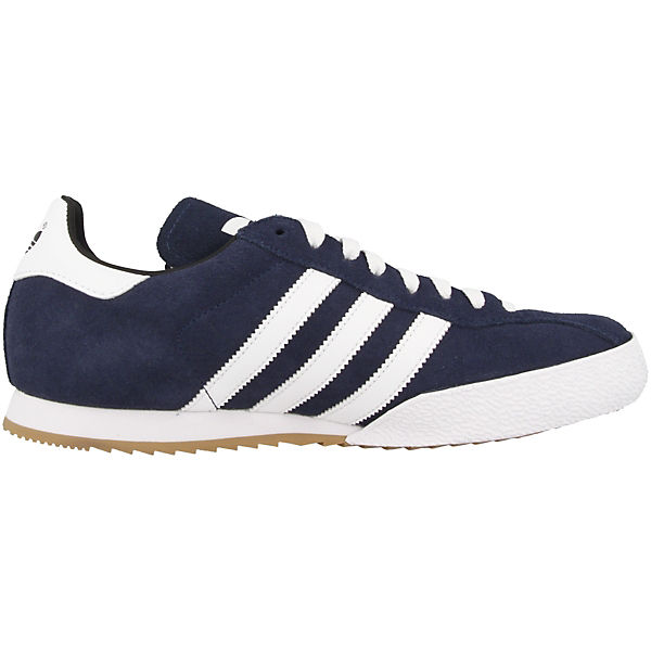 adidas Super blau Samba Sneakers Originals Low wqrwE14