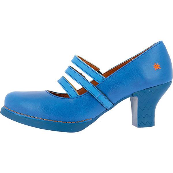 Gute Preise Bestellung neues Konzept *art, 1064 Memphis Sea/ Harlem Spangenpumps, blau