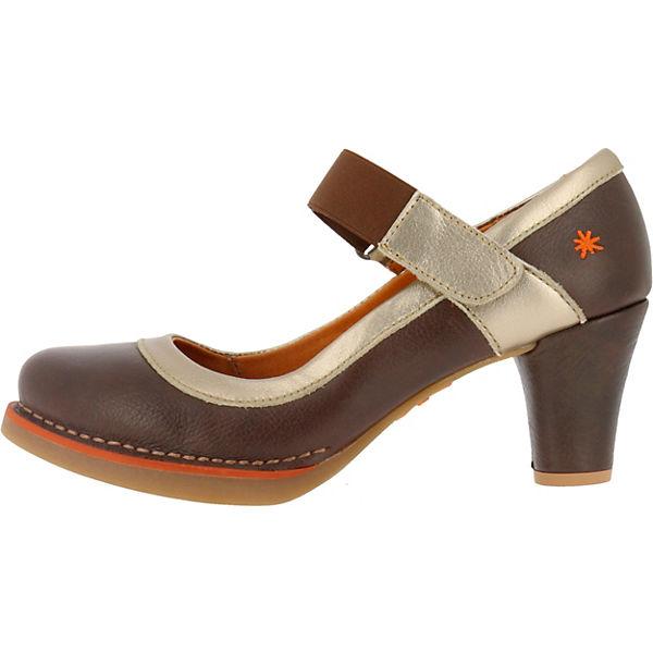 *art 1071 Memphis Brown / St.Tropez Spangenpumps braun-kombi braun-kombi braun-kombi  Gute Qualität beliebte Schuhe 03a533